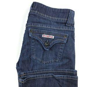 Hudson Bootcut Dark Wash Jeans